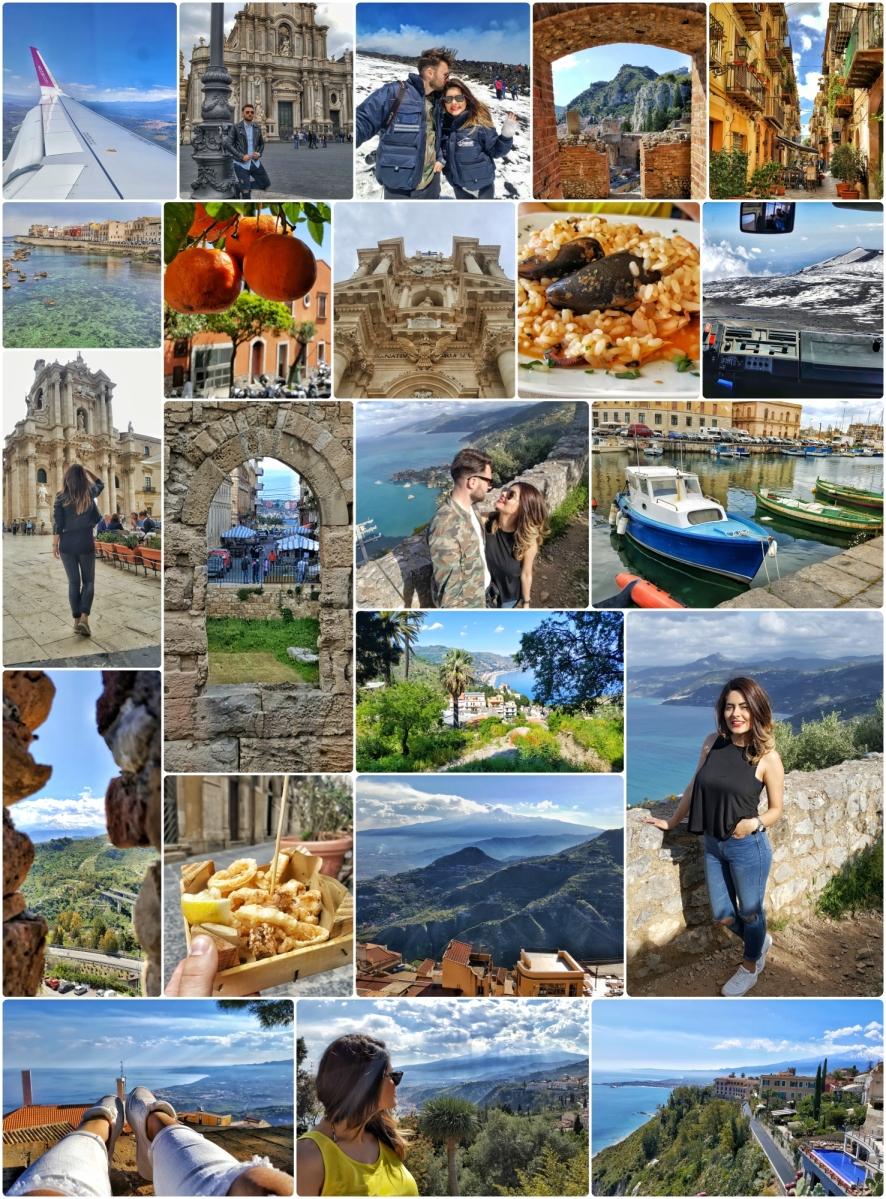 Sicilia în 8 zile - plan de vacanță detaliat