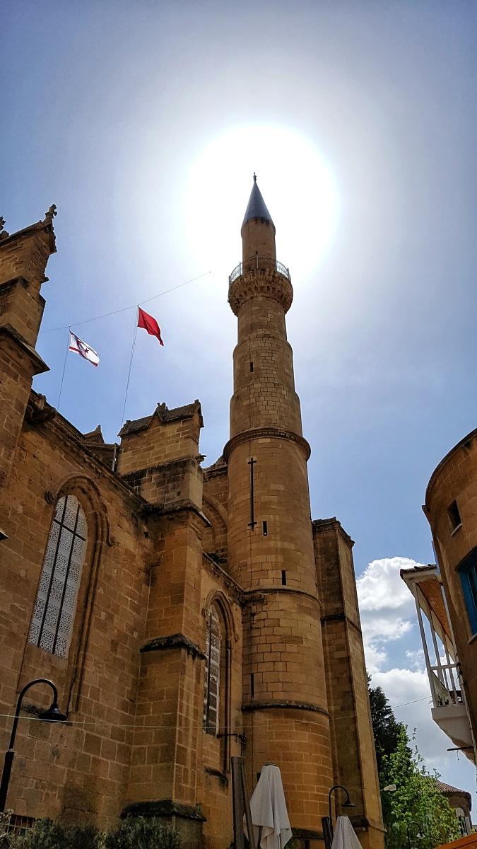 Turist în Cipru - impresii din Nicosia