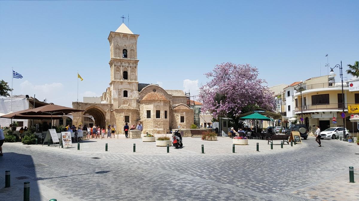 Vacanță în Cipru: Larnaca și Ayia Napa/Nissi Beach