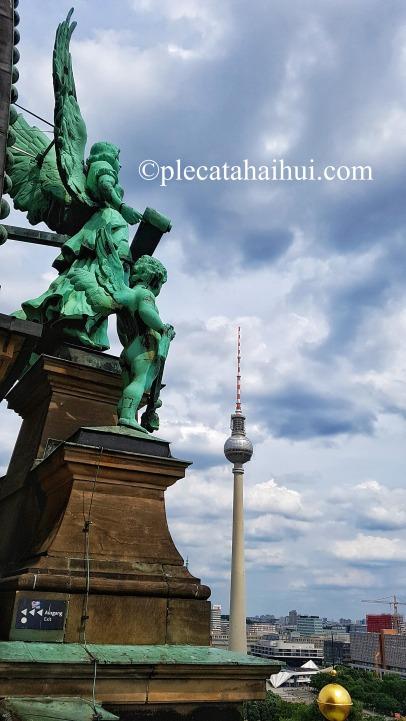 Turnul Televiziunii din Alexanderplatz