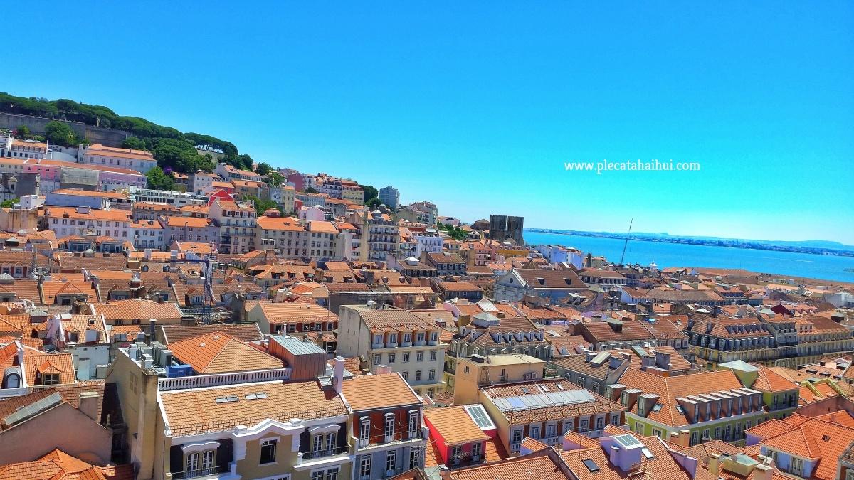 Cum m-am îndrăgostit de Lisabona