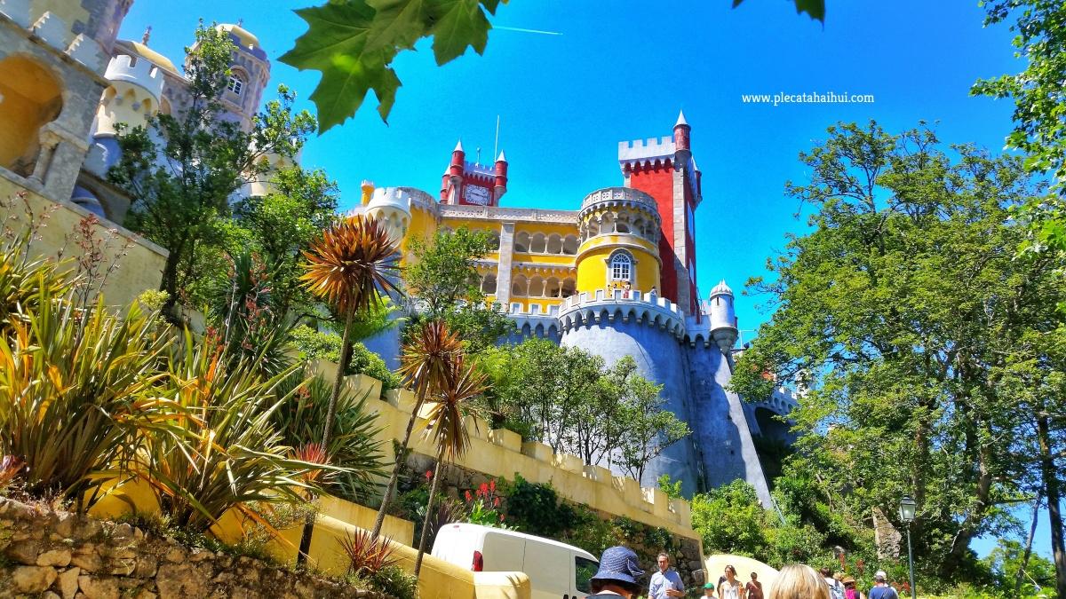 Sintra, Cabo da Roca, Cascais, Estoril