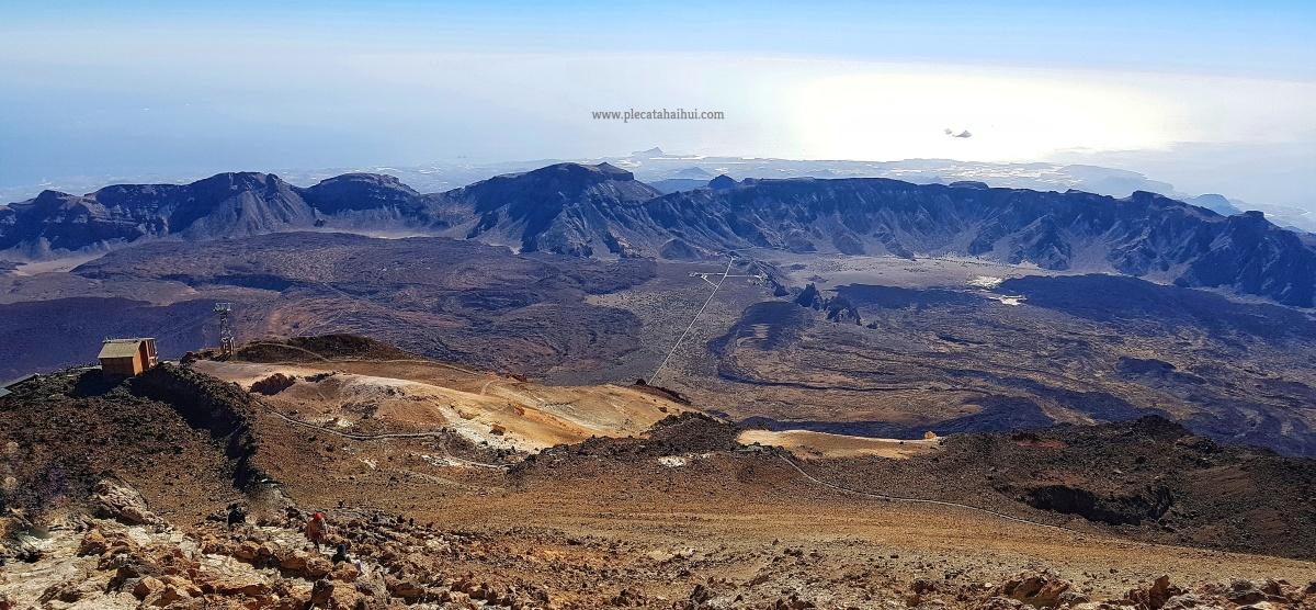 De ce să nu ratezi vulcanul Teide din Tenerife (3718 m)?