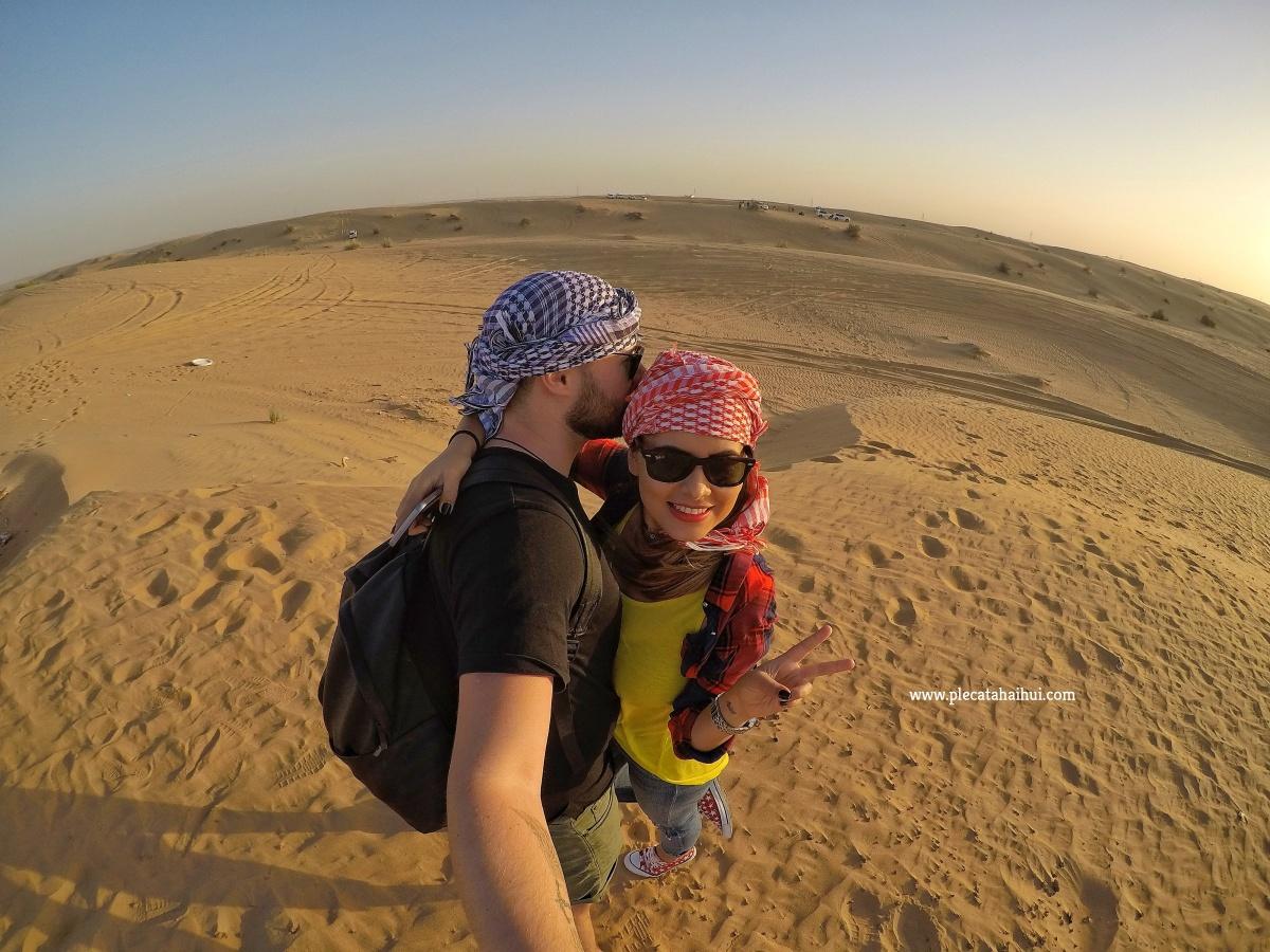 Jurnal de călătorie: Desert Safari în Dubai
