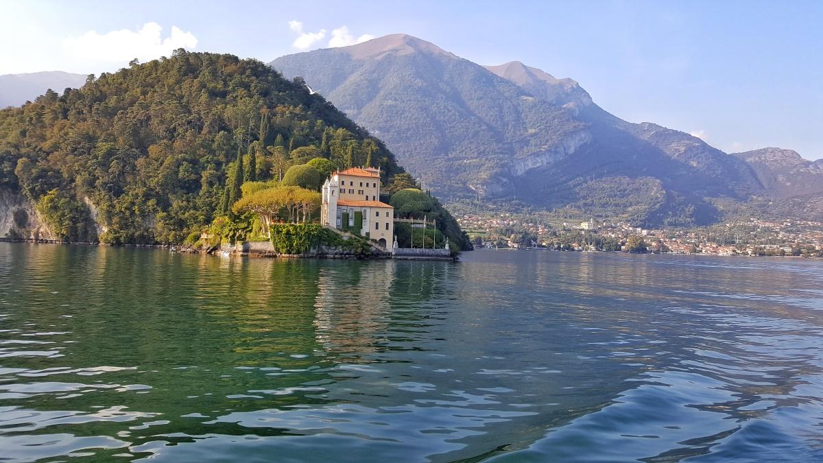 Impresii de la lacul Como: Bellagio