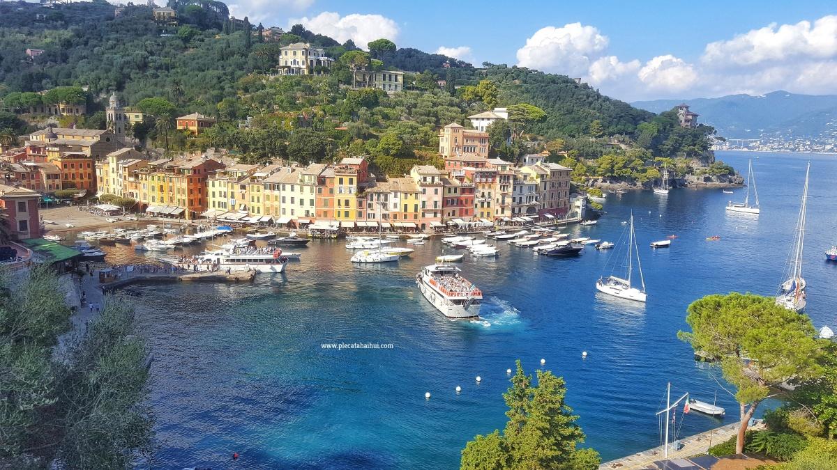 De ce să vizitezi Santa Margherita Ligure și Portofino?