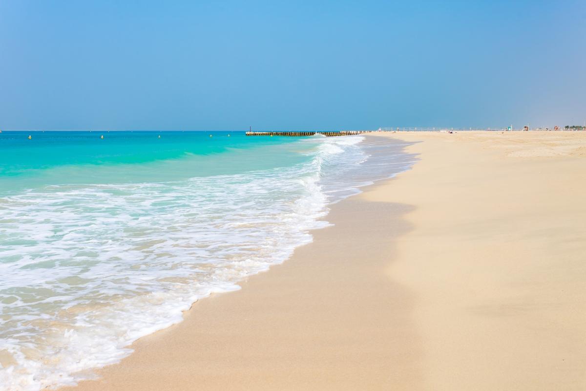 Unde faci plajă gratis în Dubai : top 5 plaje publice